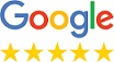 5 Star Google Reviews for Total Digital